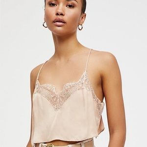 SWEET CAROLINA CAMI by Free People